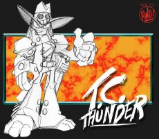 T.C. Thunder by AndrewDickman