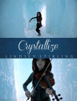 Lindsey Stirling Crystallize by vhesketh