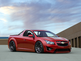 Chevrolet Cruze UTE by degraafm