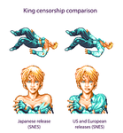 King censorship comparisons by hey-mr-dj