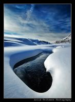 The Ice Pool... by uberfischer