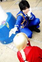 FMA-I wish for mame-kun by LuCiFelLo