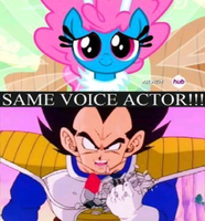 Same Voice Actor of Vegeta and Seabreeze by newsuperdannyzx