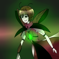Toxic Firefly Princess by Ask-Charon