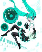Vocaloid 2 by Maryenta