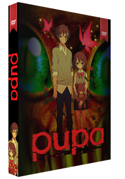 Pupa anime DVD 3D by Loofen