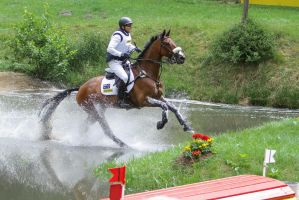 3DE Cross Country Water Obstacle Series VII/7 by LuDa-Stock