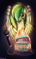 Wooden Toaster by BlindCoyote