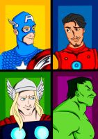 Avengers Animated-Part 1 by Comicbookguy54321