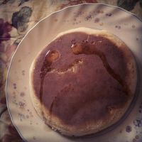 Forever Alone Pancake by Riftress