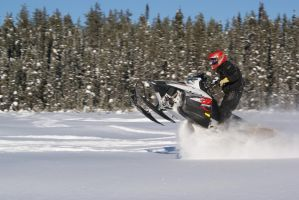 snowmobile by Mxj3ss