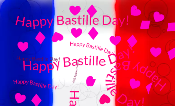 Happy Bastille Day by ToonPrincessZelda43