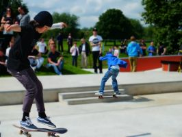 Sk8r Kids by Thundred