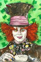 Mad Hatter by RubberDuckyTai
