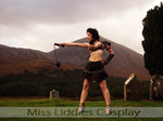 Miss Liddles Cosplay - Fem Verac Runescape Cosplay by MissLiddles