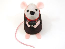 David the Photographer Mouse by The-House-of-Mouse