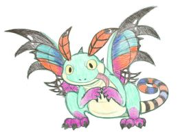 Brightwing Happy! by H-S