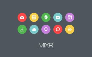 MIXR Icon Pack by JM--Designs