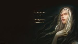 Claymore Galatea by gooloo0-o