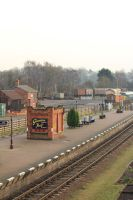 Quorn and Woodhouse Railway Station #3 by Nuuhku87