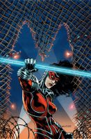 MANHUNTER cover 01 by LiamSharp