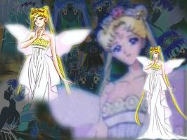 Neo Queen Serenity by sallymanda