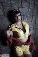 Faye Valentine by coolsteel