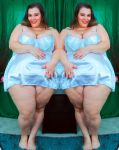 Bigcuties Britt Set 173 Weighty in Blue Double by ENT2PRI9SE