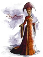 Rusalka - Foreign Princess by megathy