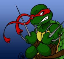Request: Raphael by Shellsweet