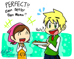 Learn with Cooking Mama by NSYee36
