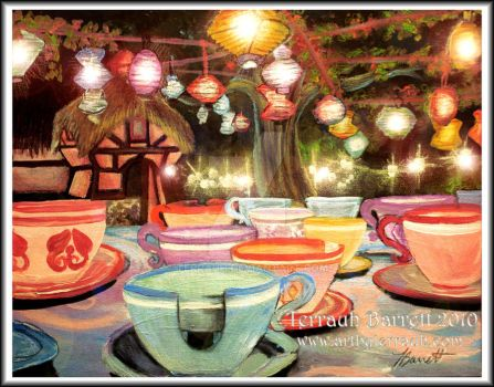 Mad Tea Party by Terrauh