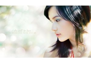 she will be loved by famihidayat