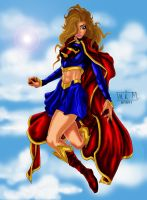 Supergirl 3 by Sketch252