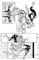 Avenging Spiderman 13 page9 by AaronKuder