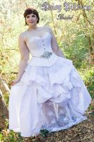 Fairytale Bride Gown by DaisyViktoria
