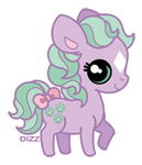 MLP - Seashell by dizziness
