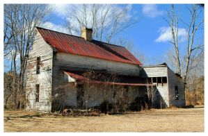 Tin Roof - Rusty by TheMan268