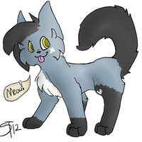 Meow by duckleer