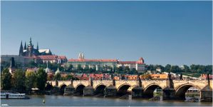 Charles Bridge by metju91