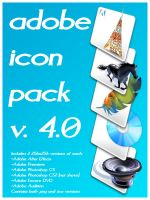 Adobe Icon Pack v. 4.1 by furryomnivore