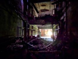 MM Rose Elementary School, Detroit, MI, 2014 by mzager