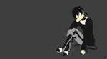 Dark Konoha (Mekaku City Actors) Minimalism by greenmapple17