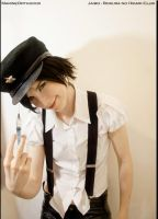 Bokura no Hikari Club cosplay - Jaibo by MarineOrthodox