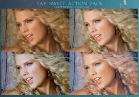 Tay Sweet Action pack by AshleyJoker