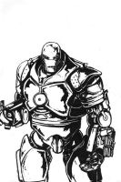 Iron Monger by AndrewHobart