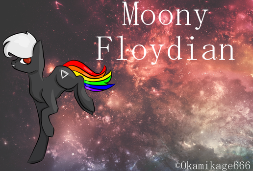 Moony Floydian! by Okamikage666