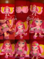 Amore plush version by Momoiro-Botan