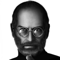 Steven Paul Jobs by vladimm