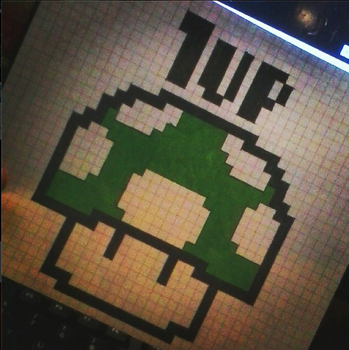 1UP by Danny-Rammstein